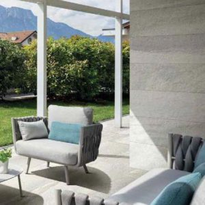 Casa Flagstone White/ White Natural